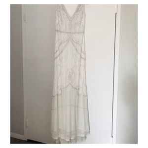 Anthropologie BHLDN Sorrento Dress